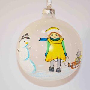 100064_weihnachtskugel_mädchen_mit_schlitten_und_bär_2